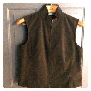 Worthington brand cropped vest